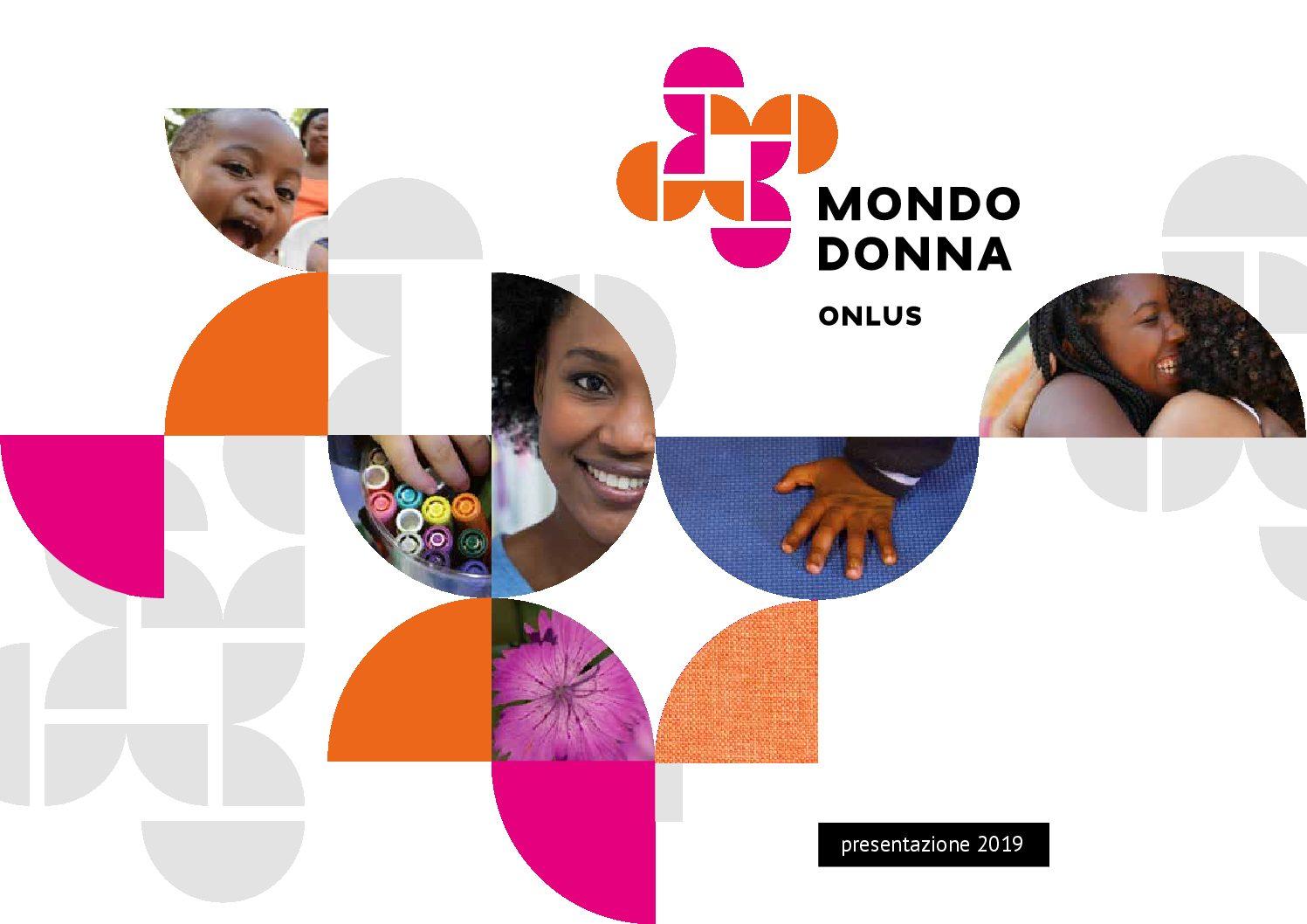 MONDODONNA presentazione 2019